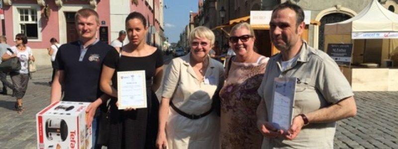Pierwsza nagroda dla restauracji TASTE_it w konkursie kulinarnym