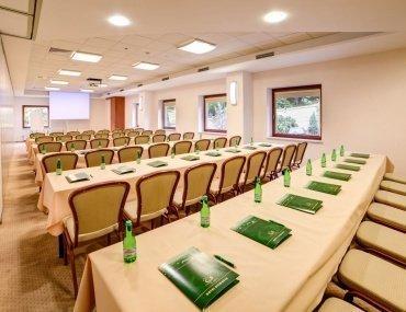 Konferencje w górach - sala Hotelu BElweder