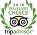 Tripadvisor - Travellers' Choice 2016