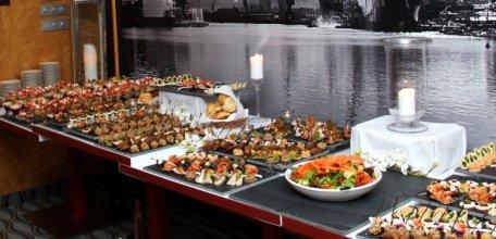 Imprezy okolicznościowe w Gdańsku - przekąski restauracji Hanza