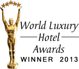 2013 World Luxury Hotel Awards Winner