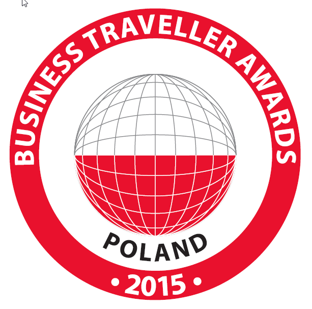 2015 Business Traveller Awards Poland