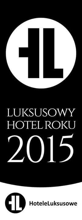 2015 Luksusowy Hotel Roku