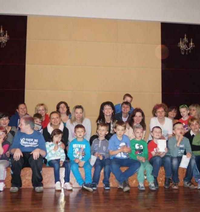 Dzien Dziecka w Hotelu 'Kruk' 2014