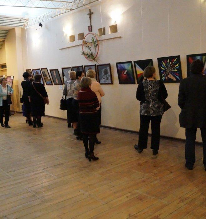 Wystawa malarstwa w Andrespolu
