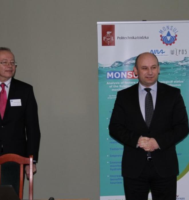 Zalew Sulejowski bedzie monitorowany w ramach projektu MONSUL