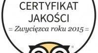 2015-05-20 - Kolejne wyróżnienie dla hotelu Leda SPA****