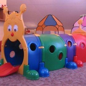 Pokój zabaw dla maluchów