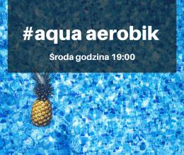 Aqua aerobik- środy 19:00