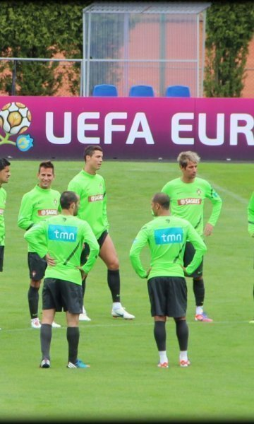 Football - Euro 2012