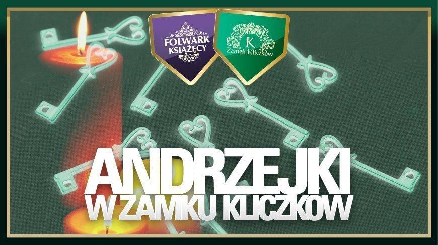 Andrzejki w Zamku Kliczków