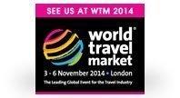 2014-10-09 - Zamek Kliczków na targach WTM w Londynie