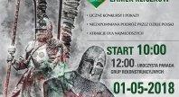 2018-04-17 - Majówka Historyczna w Zamku Kliczków!