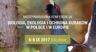 """2017-05-08 - Zaproszenie na międzynarodową konferencję """"Biologia, ekologia i ochrona kuraków w Polsce i Europie"""""""
