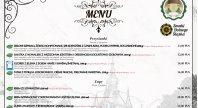 2018-04-11 - Wiosenne menu w zamkowej restauracji Boletus