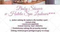 2020-10-11 - Baby Shower w Hotelu Spa Laskowo***