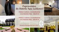 2020-05-04 - Hotel Spa Laskowo*** otwarty!!!