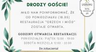 2020-05-13 - Restauracja