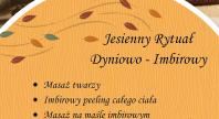 2019-10-04 - Jesienny Rytuał Dyniowo-Imbirowy w Spa Laskowo