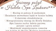2020-10-05 - Jesienny Pobyt w Hotelu Spa Laskowo***