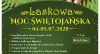 2020-06-27 - Laskowa Noc Świętojańska!!!
