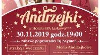 2019-09-27 - Andrzejki w Hotelu SPA Laskowo*** już 30 listopada!