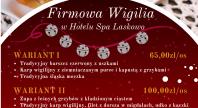 2019-10-22 - Wigilia Firmowa w Hotelu Spa Laskowo***