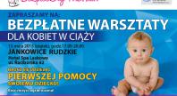2015-05-12 - Zapraszamy na bezpłatne warsztaty dla Kobiet w ciąży.