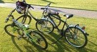 2014-07-04 - Wypożycz rower z nawigacją GPS w Hotelu Spa LASKOWO