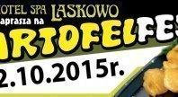 2015-08-31 - II - gi KARTOFELFEST w Hotelu Spa LASKOWO - 02.10.2015r.