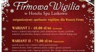 2017-11-10 - Świąteczne spotkanie   firmowe           w Hotelu SPA Laskowo