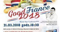 2018-03-07 - Good France 2018 w Restauracji