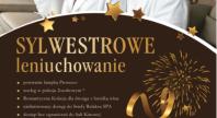 2018-10-10 - SYLWESTROWE LENIUCHOWANIE w Hotelu SPA Laskowo!