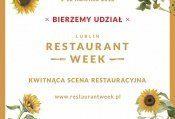 Bierzemy udział w Lublin Restaurant Week!