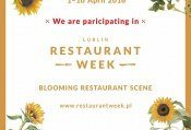 Lublin Restaurant Week in IBB Grand Hotel Lublinianka!