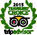 Tripadvisor - Travellers' Choice 2015