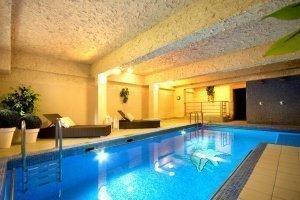 Hotel Maxymilian w Kołobrzegu - basen