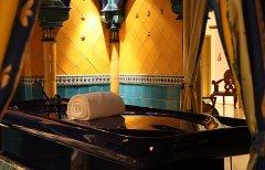 Orientalny pokój HAMMAM