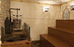 STONEBATH Sauna kamienna