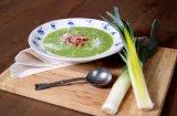 Olenderska zupa z pora