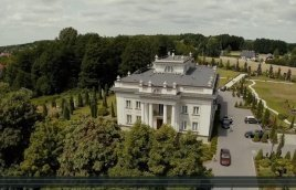 Wedding music video - only in the Otrębusy Palace!