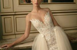 Overskirt wedding dress, czyli absolutny hit w modzie ślubnej.