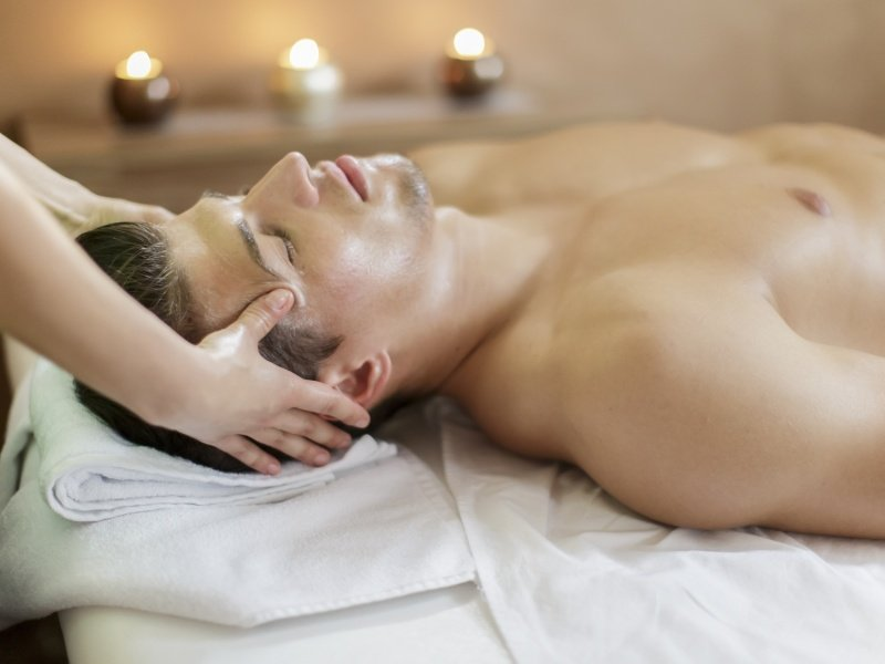 luksus massage mande massage
