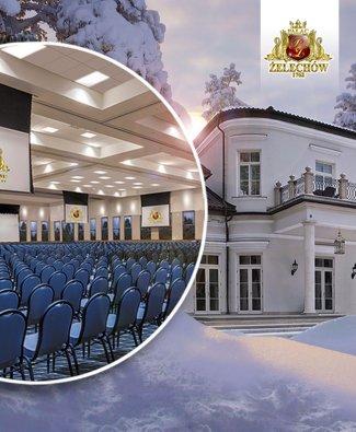 Zimowe spotkania w Nowym Centrum Konferencyjnym