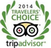 Tripadvisor - Travellers' Choice 2014