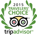 Tripadvisor - Travellers' Choice 2015