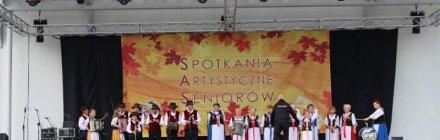 """""""XVIII Spotkania Artystyczne Seniorów"""" 25 - 27.09.2020"""
