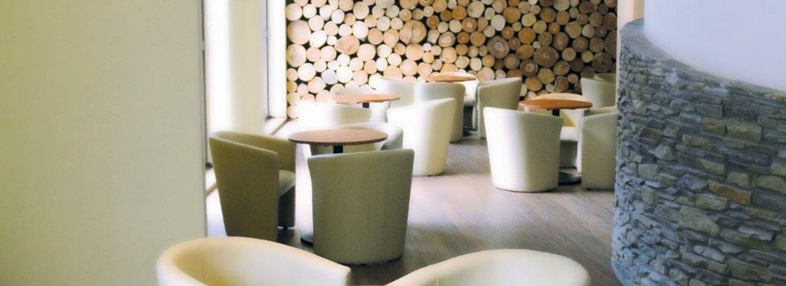 Lobby w Hotelu Wierchomla SKI & SPA