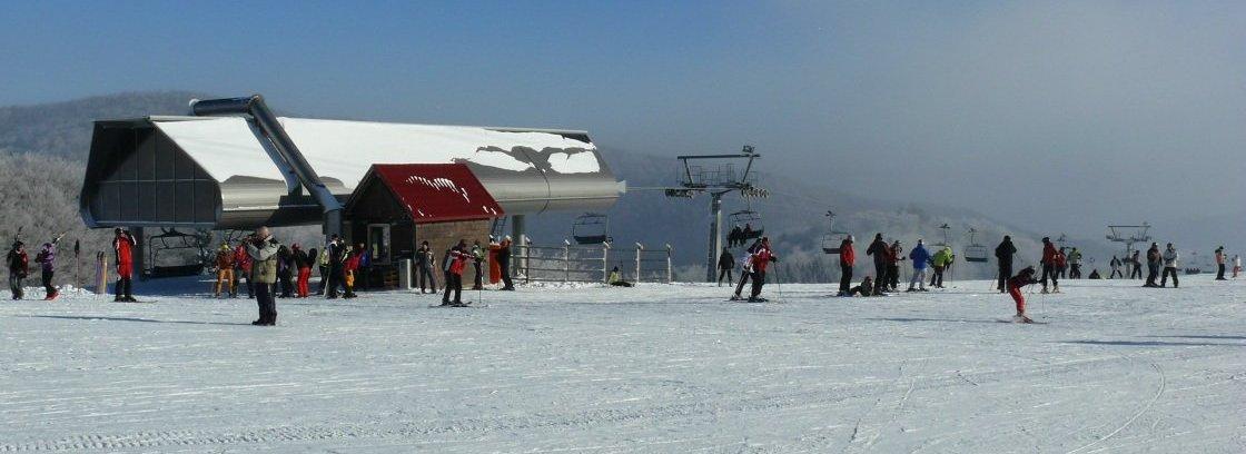 Wyjazd na narty z dzieckiem na Szczawniku