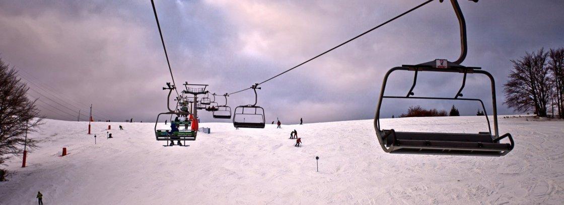 Wyjazd na narty w Polsce